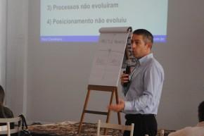 Raúl abordou as quatro formas de vender mais