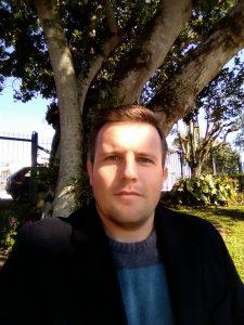 Professor Guilherme Scheuermann (Foto: Divulgação)