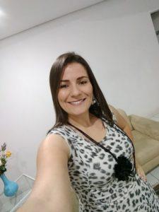 Professora Indiara (Foto: Divulgação)