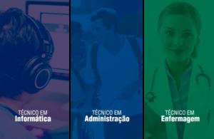 LUMECEP oferece os cursos Técnicos em Administração, Enfermagem e Informática (Foto: Divulgação)