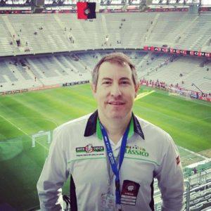 Henzel é jornalista e sobrevivente da tragédia com o voo da Chapecoense  (Foto: Divulgação)