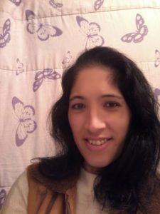 Michelli voltou a estudar e sente-se motivada pela modalidade ser prática e mais rápida